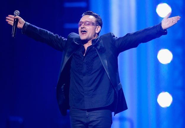 Bono nie jest ulubionym wokalistą antyglobalistów fot. Isaac Brekken /Getty Images/Flash Press Media