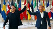 Bono po spotkaniu z Tajanim i Tuskiem