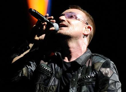 Bono (U2) /Getty Images/Flash Press Media