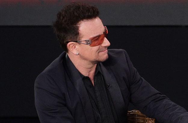 Bono wywołał kontrowersje w RPA fot. Lisa Maree Williams /Getty Images/Flash Press Media