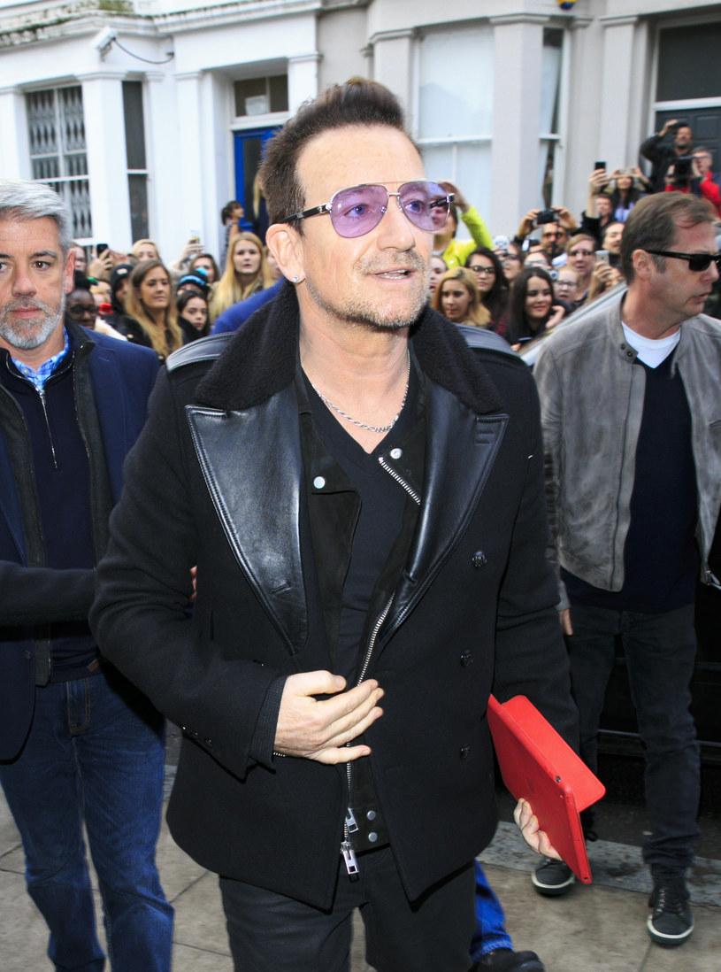 Bono /Getty Images
