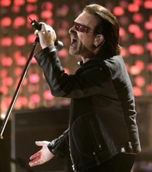 Bono /AFP