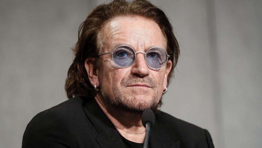 Bono /RICCARDO ANTIMIANI /PAP/EPA