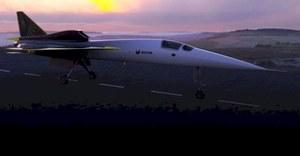 Boom Supersonic przetestuje naddźwiękowy samolot