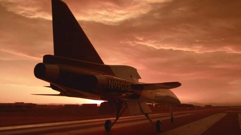 Boom Supersonic XB-1 /materiały prasowe