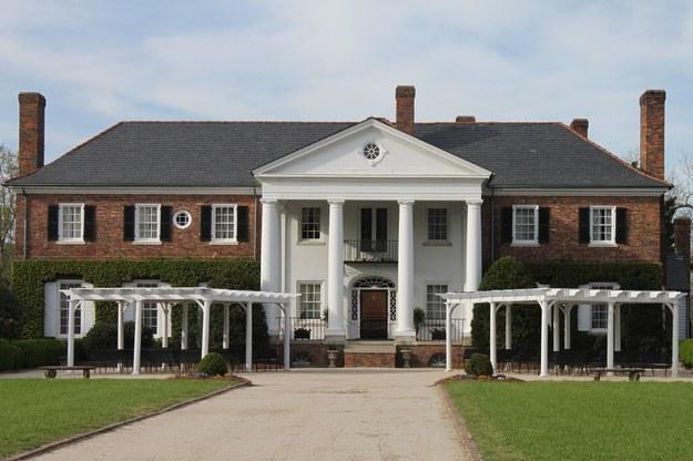 Boone Hall to była plantacja niewolników /foto. pixabay /