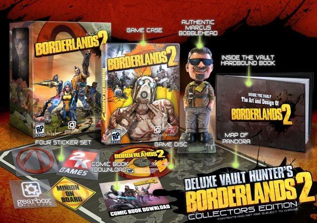 Borderlands 2 - edycji kolekcjonerskiej /Informacja prasowa