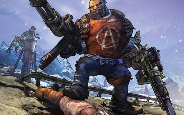 Borderlands 2 - okładka najnowszego magazynu Game Informer /Informacja prasowa