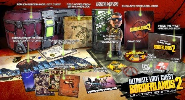 Borderlands 2 - wydanie Ultimate Loot Chest /Informacja prasowa