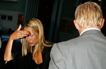 Boris Becker rozstał się z Sandy Meyer-Woelden /AFP