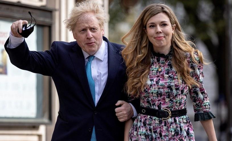 Boris Johnson i Carrie Symonds wzięli ślub w katedrze Westminsterskiej