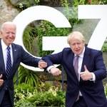 "Boris Johnson i Joe Biden podpisali ""nową Kartę Atlantycką"""