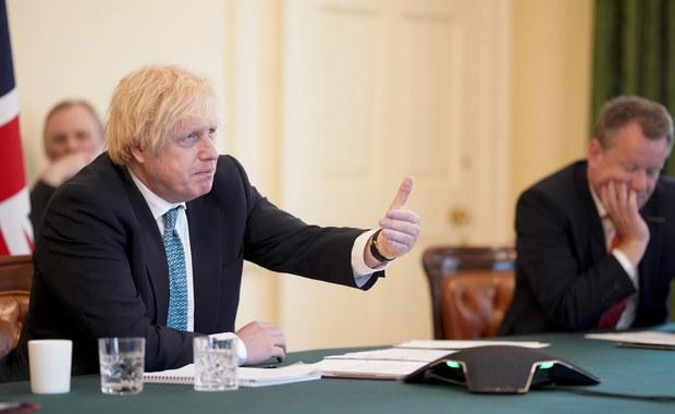 Boris Johnson: Nie będzie przedłużenia okresu przejściowego