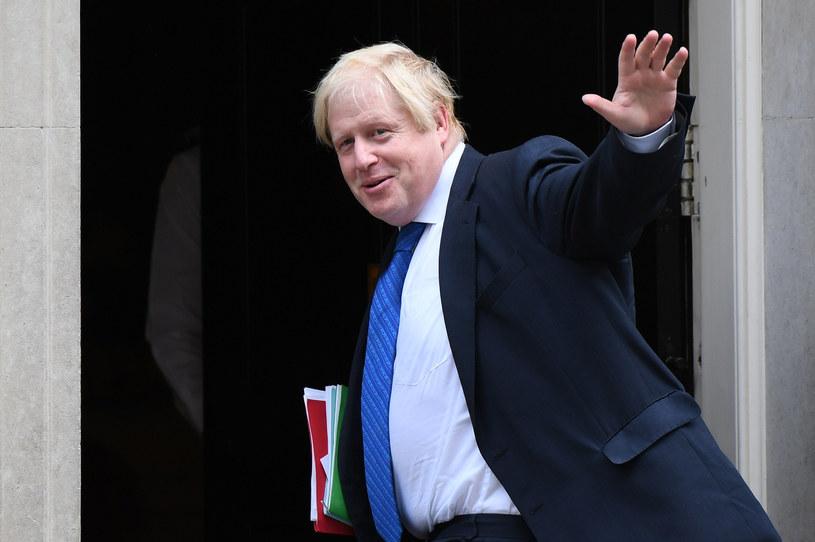 Boris Johnson przeciwnikiem nowych regulacji UE po Brexicie /CHRIS J RATCLIFFE /AFP