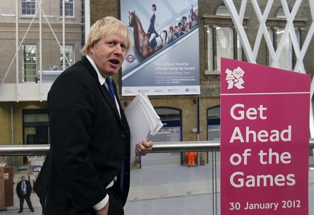 Boris Johnson /AFP