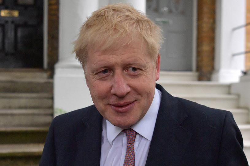 Boris Johnson /DANIEL LEAL-OLIVAS /AFP