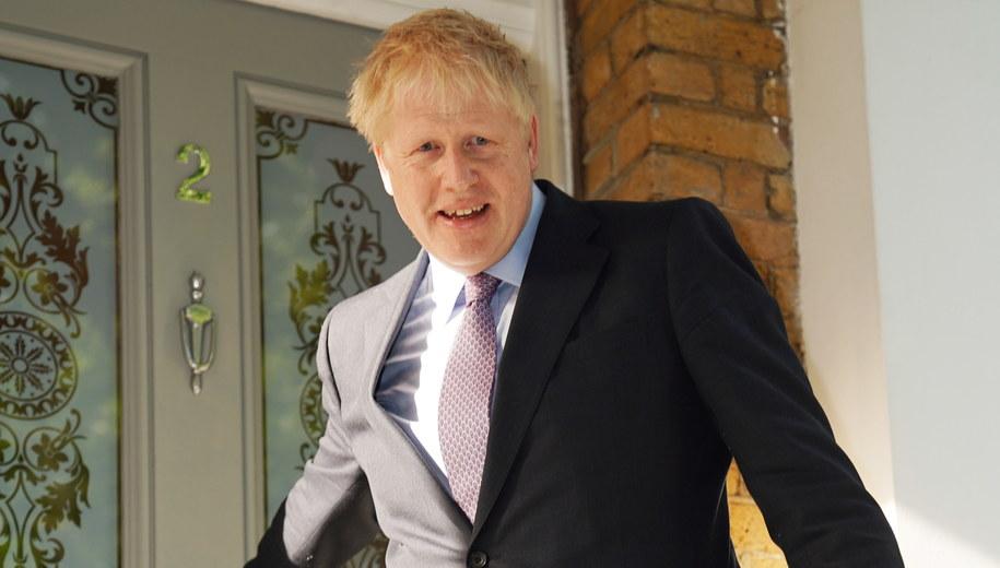 Boris Johnson /STRINGER /PAP/EPA