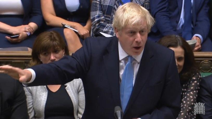 Boris Johnson /UK PARLIAMENTARY RECORDING UNIT /PAP/EPA