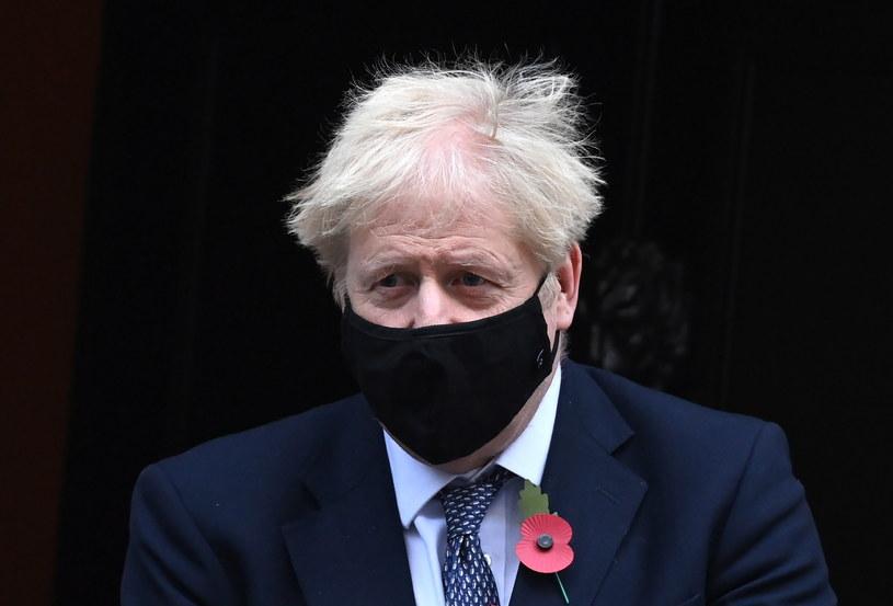 Boris Johnson /FACUNDO ARRIZABALAGA /PAP
