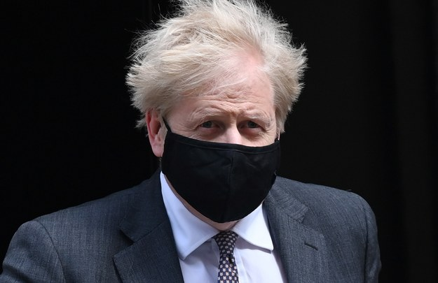 Boris Johnson / 	ANDY RAIN    /PAP/EPA