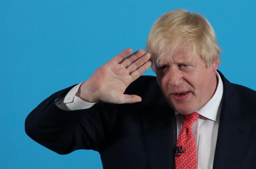 Boris Johsnon /AFP