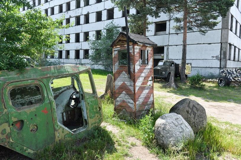 Borne Sulinowo stanowiące do 1992 roku bazę Północnej Grupy Wojsk Radzieckich /Łukasz Dejnarowicz /Agencja FORUM