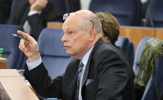 Borowski: Są dwie potencjalne kandydatury KO na prezydenta - Kidawa-Błońska i Tusk