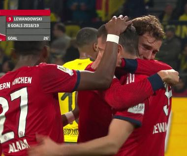 Borrusia Dortmund - Bayern Monachium 3-2 w 11. kolejce. Zobacz skrót. Wideo