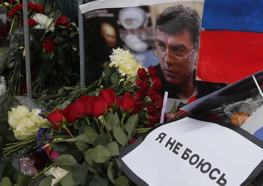 Borusewicz miał stać na czele delegacji, która we wtorek miała udać się do Moskwy na uroczystości pogrzebowe zamordowanego w piątek krytyka Kremla Borysa Niemcowa /Sergei Ilnitsky /PAP/EPA