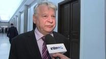 Borusewicz (PO) o udziale Lecha Wałęsy w kontrmanifestacji w czasie miesięcznicy smoleńskiej (TV Interia)