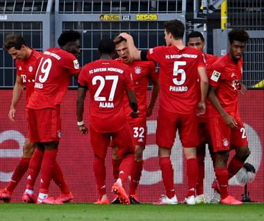 Borussia - Bayern 0-1. Joshua Kimmich ustanowił nowy rekord Bundesligi