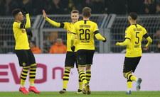 Borussia Dortmund - 1. FC Koeln 5-1. Dwa gole Haalanda, cały mecz Piszczka