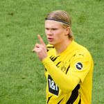 Borussia Dortmund. Agent Haalanda zabrał głos w sprawie transferu