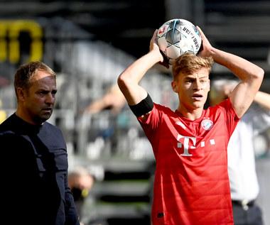 Borussia Dortmund - Bayern Monachium 0-1 w 28. kolejce Bundesligi