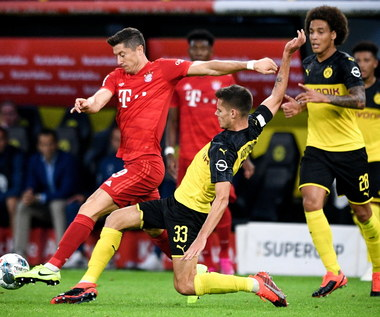 Borussia Dortmund - Bayern Monachium 2-0 w boju o Superpuchar Niemiec