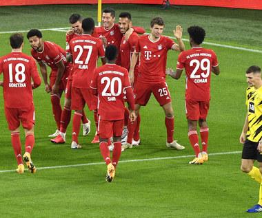Borussia Dortmund - Bayern Monachium 2-3 w 7. kolejce Bundesligi. Gol i asysta Lewandowskiego