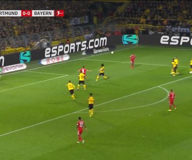 Borussia Dortmund - Bayern Monachium  - nieuznane karne i gole Lewego (ZDJĘCIA ELEVEN SPORTS)