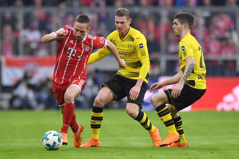 Borussia Dortmund - Bayern Monachium /Getty Images