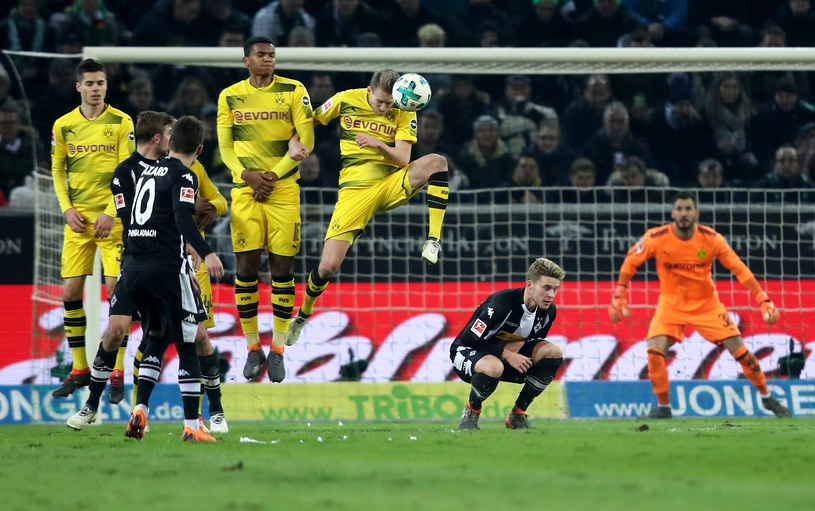 Borussia Dortmund - Borussia Moenchengladbach /Getty Images