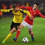 Borussia Dortmund - FC Ingolstadt 04 1-0 w 25. kolejce Bundesligi.