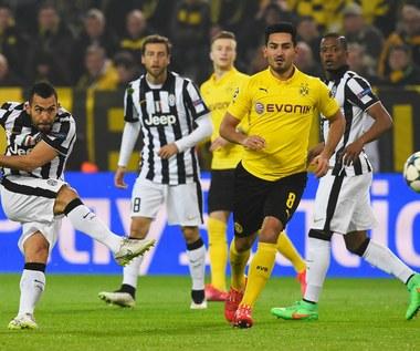 Borussia Dortmund - Juventus Turyn 0-3 w Lidze Mistrzów
