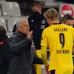 Borussia Dortmund. Kontuzjowany Erling Haaland wypada z gry do końca roku
