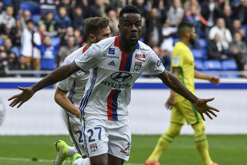 Borussia Dortmund rozważa sprowadzenie Maxwella Corneta z Olympique Lyon /AFP