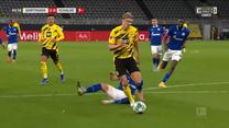 Borussia Dortmund - Schalke 04 3-0 - skrót (ZDJĘCIA ELEVEN SPORTS). WIDEO