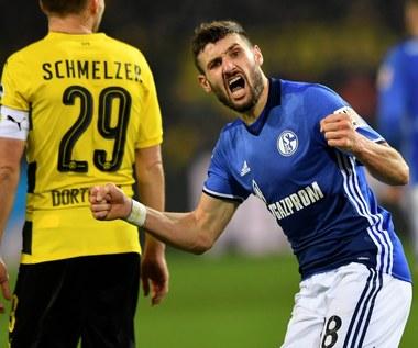 Borussia Dortmund - Schalke 04 Gelsenkirchen 4-4 w Bundeslidze