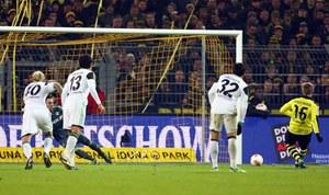 Borussia Dortmund - VfL Wolfsburg 2-3. Gol Błaszczykowskiego nie wystarczył