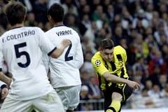 Borussia Dortmund w finale Ligi Mistrzów