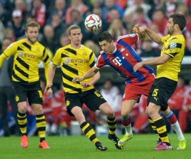 Borussia Dortmund w finale Pucharu Niemiec! Bayern Monachium przegrał w karnych!