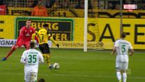 Borussia Dortmund - Werder Brema 2-1 - skrót (ZDJĘCIE ELEVEN SPORTS). WIDEO