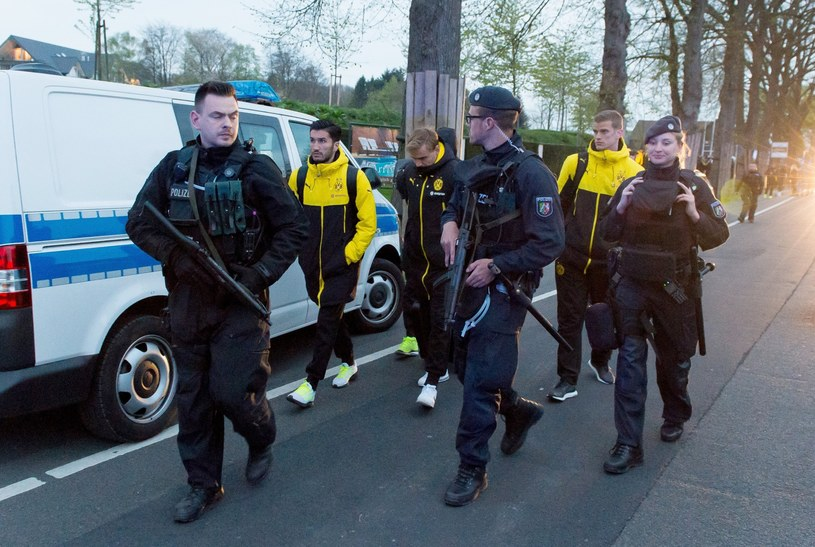 Borussia Dortmund /PAP/EPA